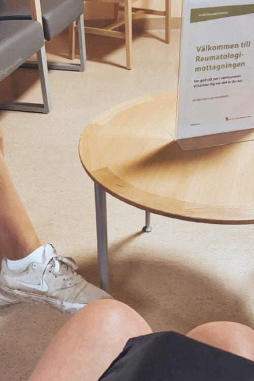 Reumatologbesöket – Del 1