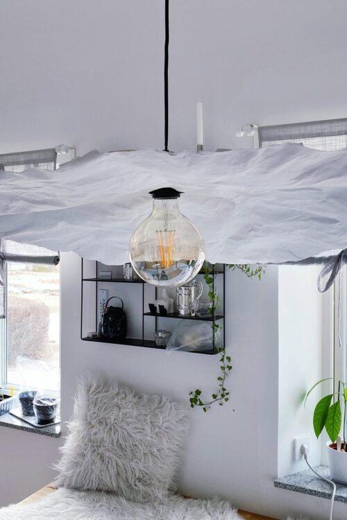 Lampskärm – DIY