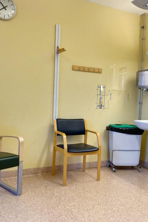 Handkirurgen – Var jag inte beredd på..