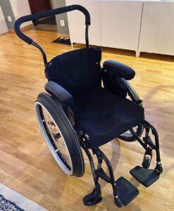 anpassning av rullstol